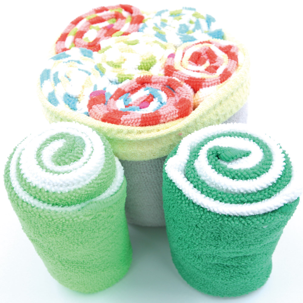 Microfiber Bath/face Towel with Beautiful Package