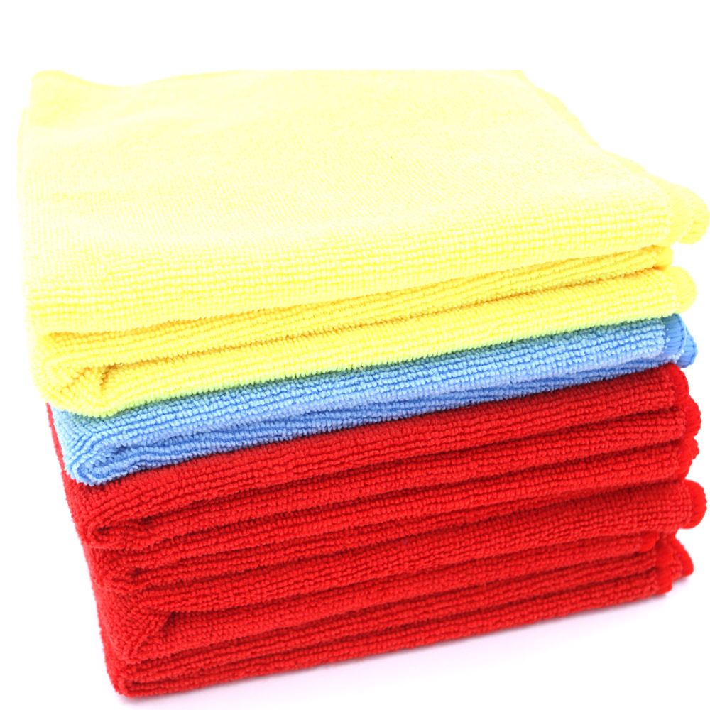 Sport Microfiber Towel With Different Sizes and Colors