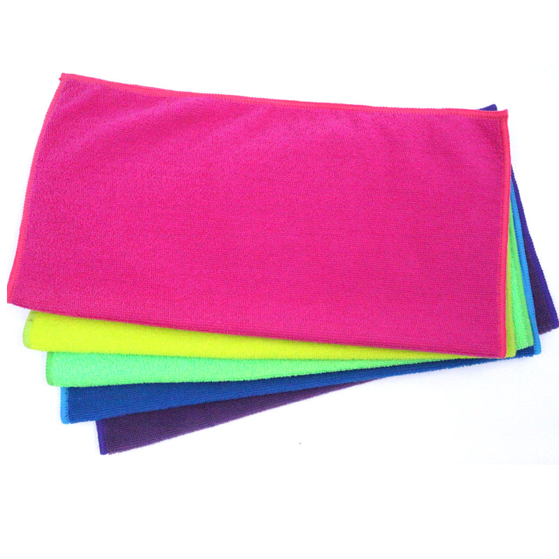 Hand/Face Towel with 100% Polyester
