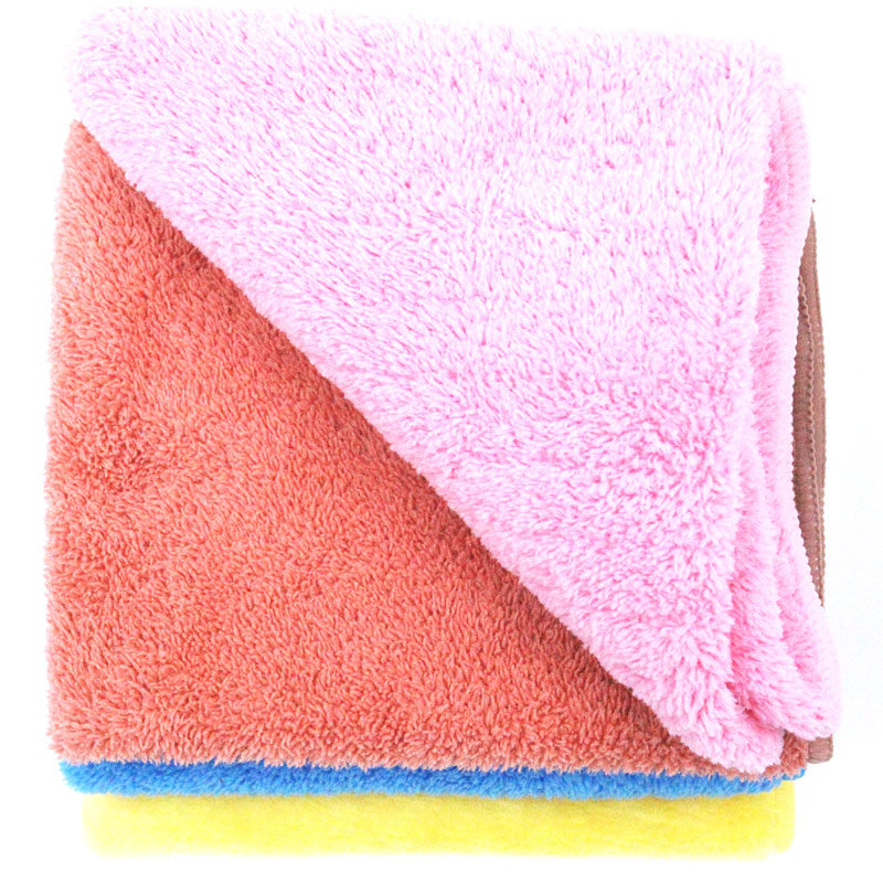 Single Coral Fleece Towel