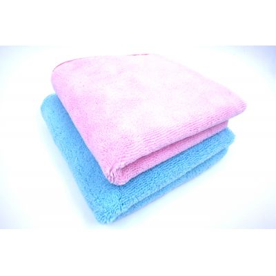Bath/Face Microfiber Towel with Hong and Short Loops