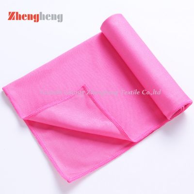 Microfiber Glass Cleaning Towel